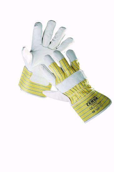 Obrázek CROW rukavice kombinované -
