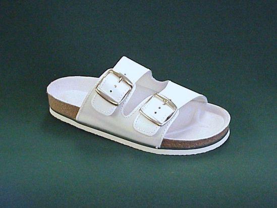 Obrázek Zdravotní pánské korkové pantofle dvoupásek OB