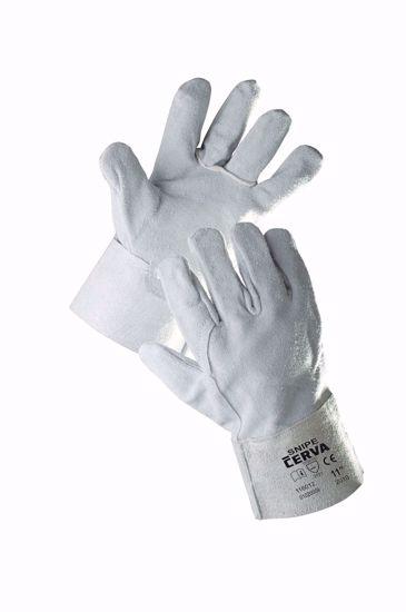 Obrázek SNIPE rukavice celokožené 11
