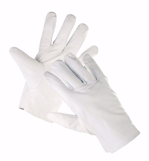 Obrázek HAWK rukavice celokožené