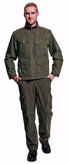 Obrázek UKARI bunda khaki