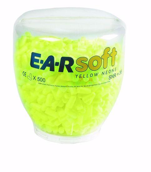 Obrázek z E.A.R.Soft plast zásobník 500p