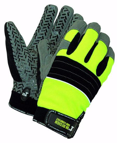 Obrázek 1st GRIP rukavice 5 rukavice černá 11