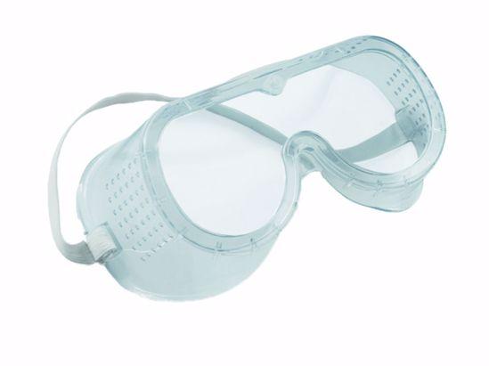 Obrázek z FF AS-02-002 brýle větrané čirá