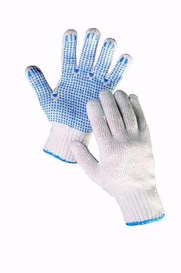 Obrázek PLOVER rukavice TC s PVC terčíky