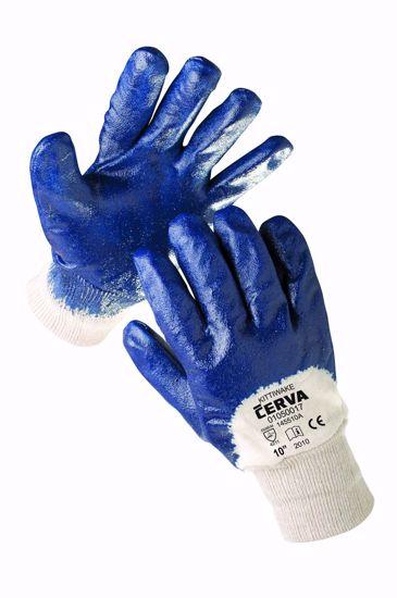Obrázek z KITTIWAKE rukavice polomáčené v nitrilu