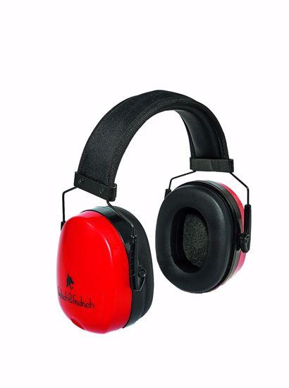 Obrázek FF EMS GS-01-002 sluchátka červená