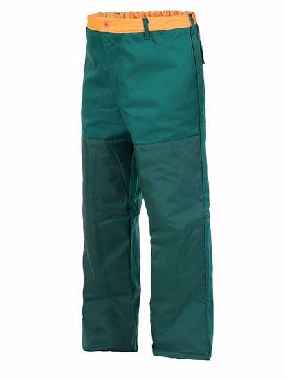 Obrázek Kalhoty pro práci s křovinořezem