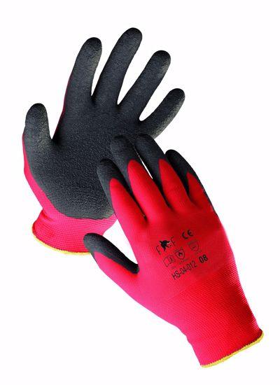Obrázek FF HS-04-012 rukavice PES latex