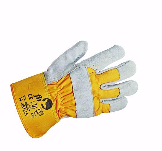 Obrázek GRYLLE FH rukavice kombinované - 10