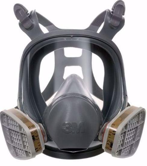 Obrázek z 3M 6700, 6800, 6900 celooblicejova maska