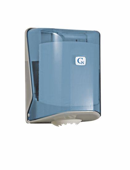 Obrázek CN zásobník ručníků v roli modrý