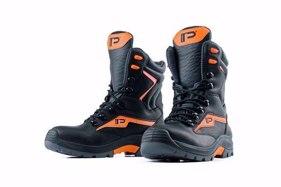 Obrázek PANDA TECOR holeňová obuv S3