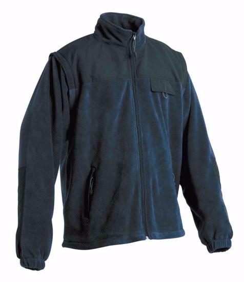 Obrázek RANDWIK fleecová bunda 2v1