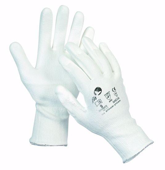 Obrázek NAEVIA FH rukavice, bílá