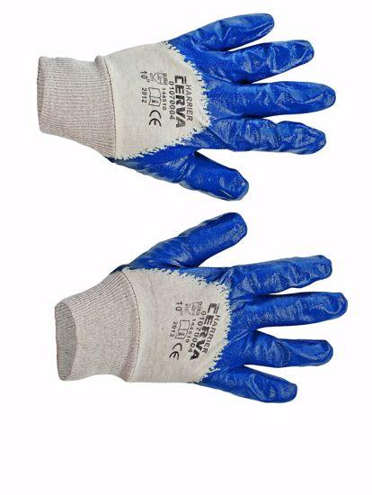 Obrázek z HARRIER rukavice máčené v nitrilu