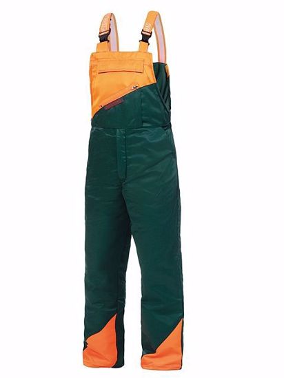 Obrázek Protipořezové kalhoty s laclem
