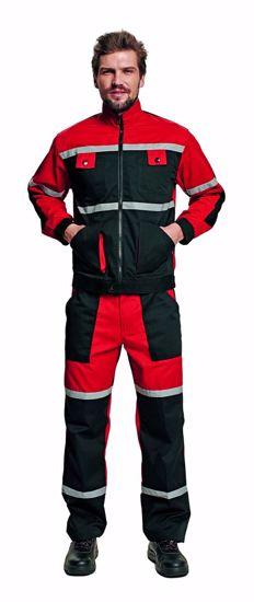 Obrázek z TAYRA bunda, červená