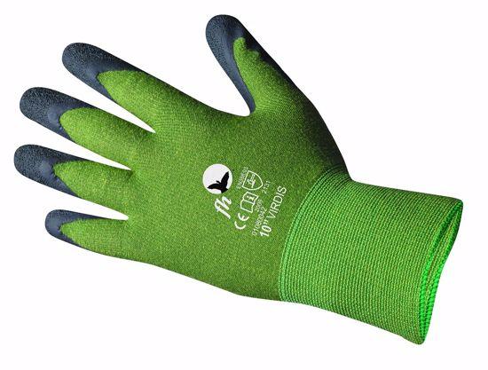 Obrázek z VIRDIS FH rukavice polomáčené v latexu