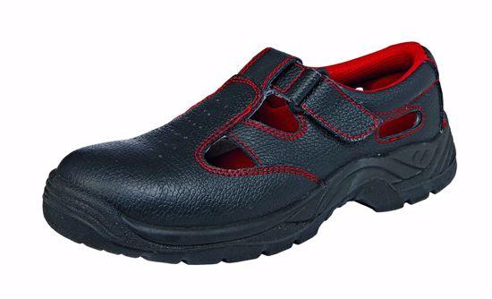 Obrázek Fridrich&Fridrich SC-01-001 sandal S1, černá