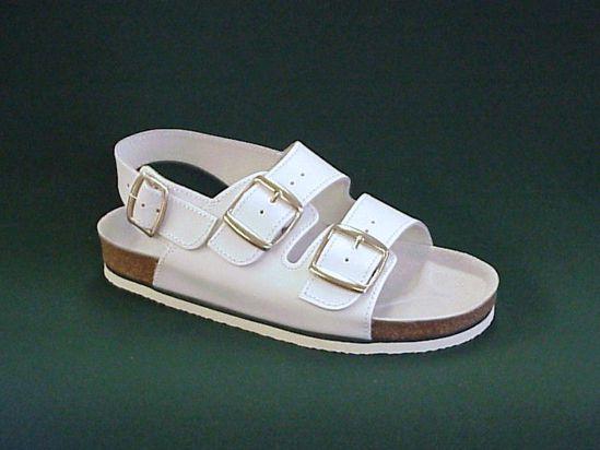 Obrázek Zdravotní pánský korkový sandál dvoupásek OB