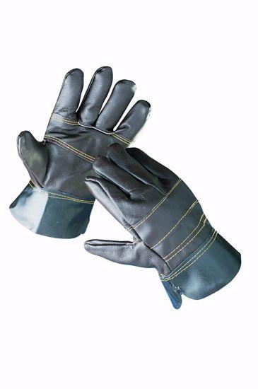 Obrázek FRANCOLIN rukavice celokožené 10