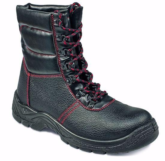 Obrázek SC-03-009 vysoká bota S3 černá