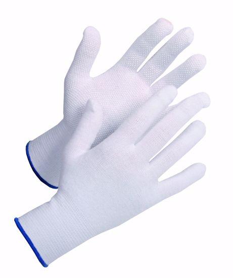 Obrázek BUSTARD Evo rukavice + PVC terč bílá