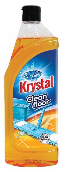 Obrázek KRYSTAL na podlahy 750ml s ALFA alkoholem