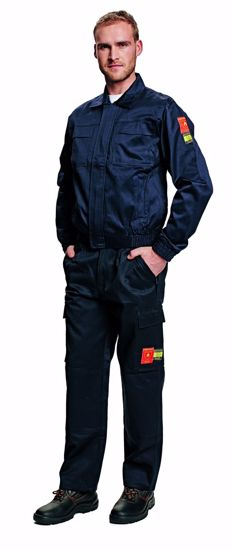 Obrázek COEN bunda, modrá