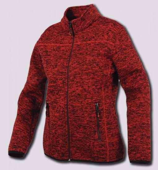 Obrázek LADY THALES SWEATSHIRT RED -