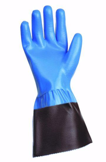 Obrázek UNIVERSAL rukavice 11 cm manž modrá
