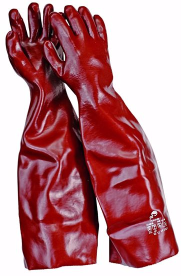 Obrázek FULVUS FH rukavice máčené v PVC 10