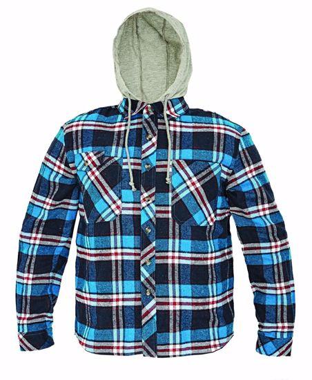 Obrázek LUCAN košile s kapucí