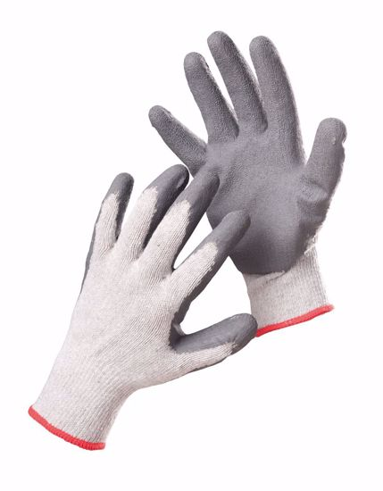 Obrázek z FF HS-04-001 rukavice PE nitril
