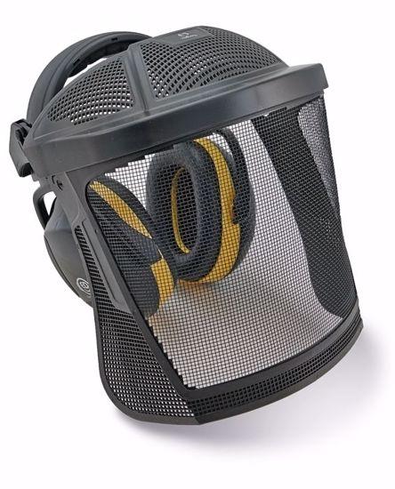 Obrázek ED 2H sluchátka/drátěný štít