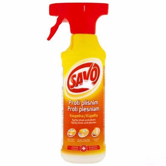 Obrázek z SAVO proti plísni spray 500ml