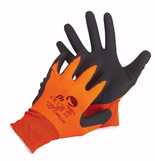 Obrázek CIRLUS FH rukavice nylonové WB WB PU