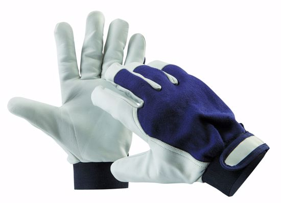 Obrázek PELICAN Blue rukavice kombinované