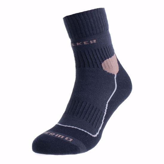 Obrázek WALKER ponožky pro vysokou zátěž GREY/BLACK