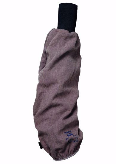 Obrázek Ansell Safe-knit Guard, hnědý