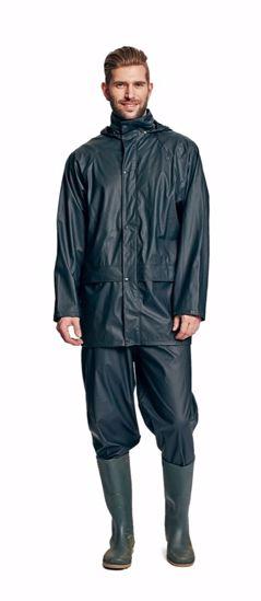 Obrázek SIRET PU oblek navy