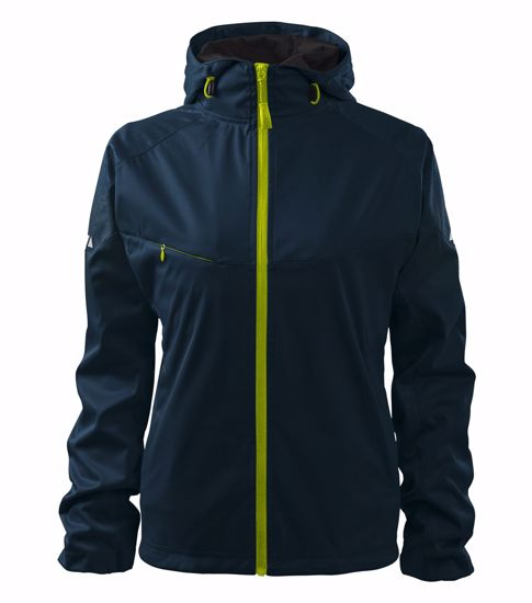 Obrázek COOL damská softshell bunda