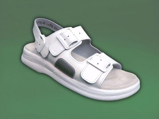 Obrázek Zdravotní dámský sandál dvoupásek OB