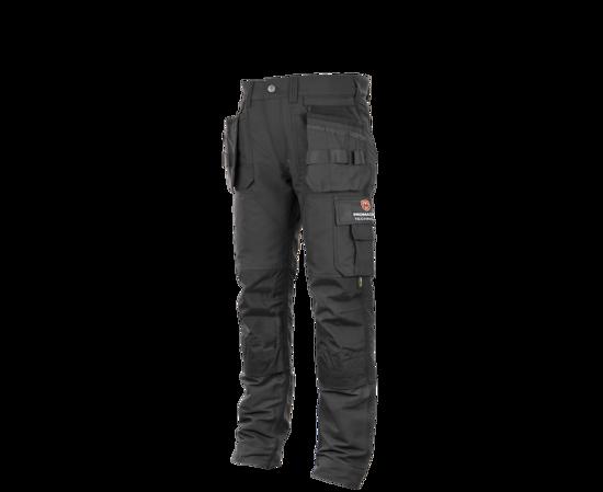 Obrázek EREBOS Trousers black -