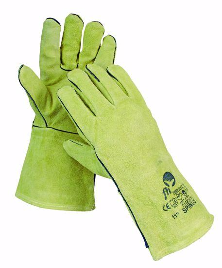 Obrázek SPINUS FH KEVLAR rukavice celokožená 11