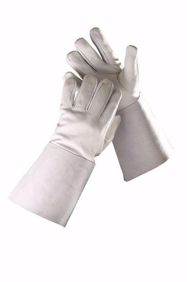 Obrázek SANDERLING WELDER rukavice celokožené