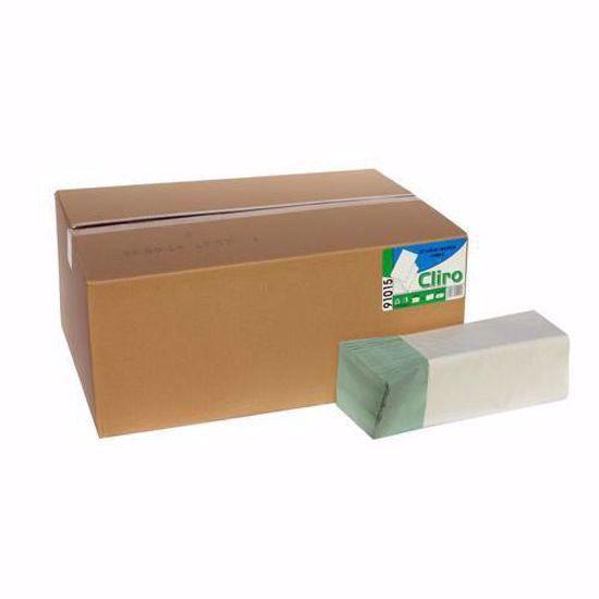 Obrázek Papírové ručníky ZIK-ZAK, zelené