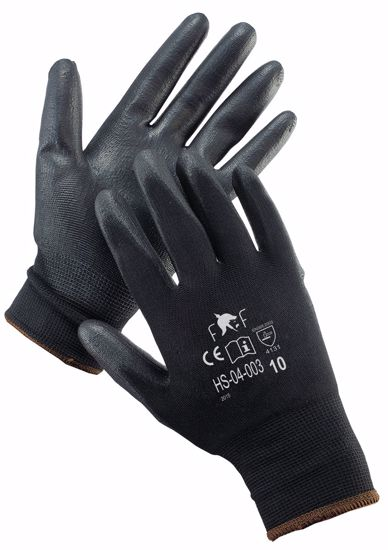 Obrázek FF HS-04-003 rukavice PE/PU