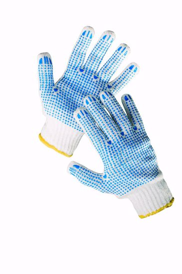 Obrázek QUAIL rukavice TC s PVC terčíky